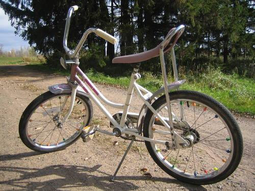 Huffy Bike Replacement Parts : Vintage huffy desert rose banana seat bike for sale in