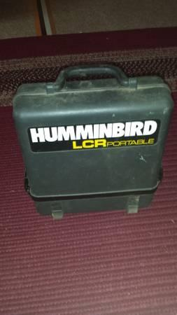 vintage humminbird lcr 2000 portable fish finder - for sale in, Fish Finder