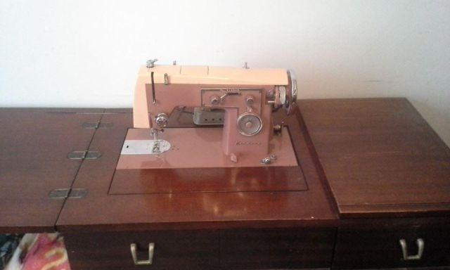 Kenmore Sewing Machine Model 40 Classifieds Buy Sell Kenmore Impressive Kenmore Sewing Machine Cabinet Ebay