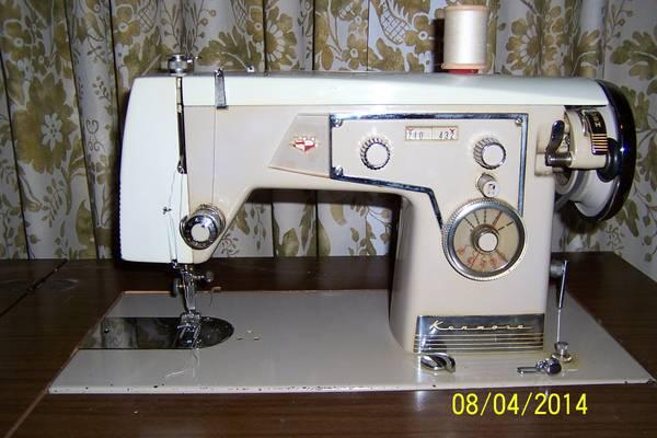 Kenmore Sewing Machine Model 40 Zig Zag Classifieds Buy Sell Delectable Kenmore Sewing Machine Model 158