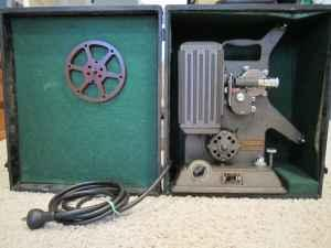 Vintage Keystone 8mm Projector Model R-8 - $50 (Fresno/Clovis)