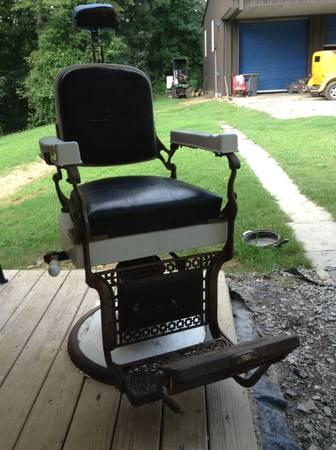 vintage koken barber chair for sale in birmingham