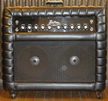 Vintage Kustom 100 Combo Guitar Amp for Sale in Erie