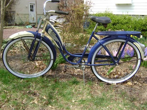 Vintage Ladies Bike - 1947 Monark Super Deluxe - Ready to ...