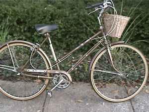vintage ladies bike amf roadmaster with basket lancaster for sale in columbus ohio. Black Bedroom Furniture Sets. Home Design Ideas