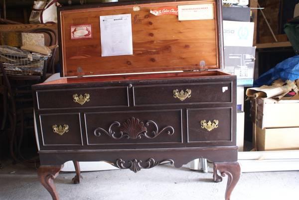 Vintage LANE Cedar Chest - $200