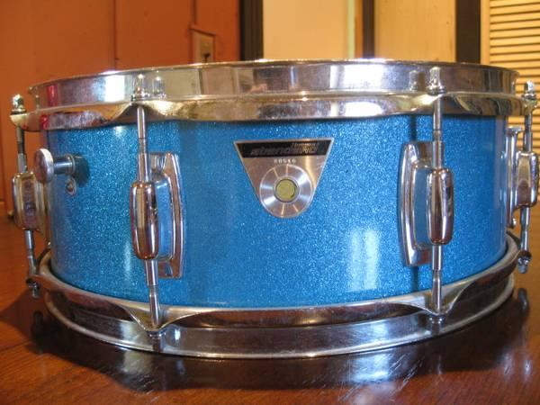Vintage late 60s Ludwig Snare Drum - $200