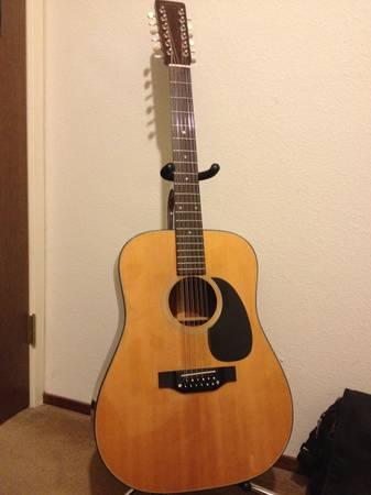 Vintage Lawsuit Takamine G335 12 String W Case For Sale In
