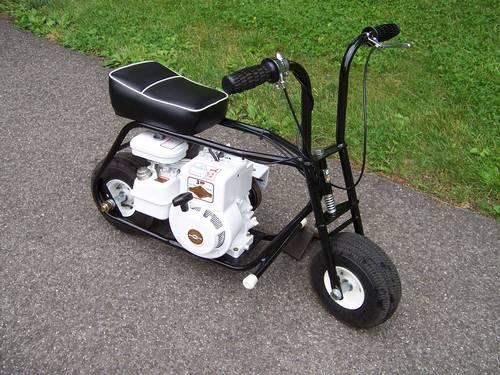 Vintage Mini Bike Chopper : Vintage lil indian mini bike minibike for sale in new