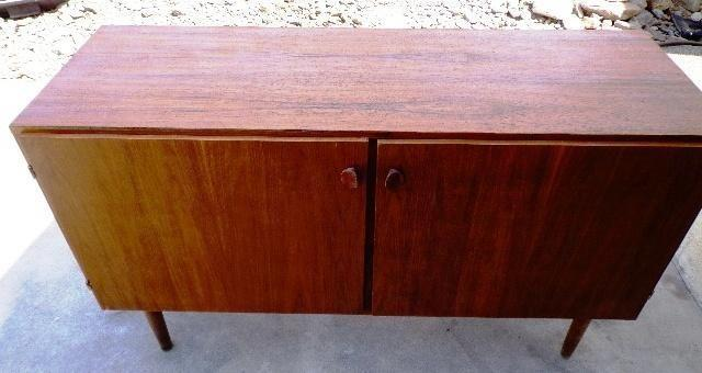Danish Credenza Los Angeles : Large danish teak credenza chairish