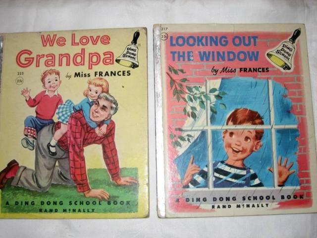 Vintage Miss Frances' Books