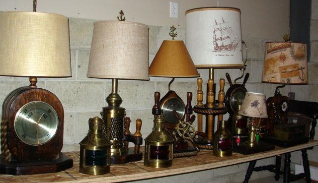 Vintage Nautical Home Decor for Sale in Cresco Iowa