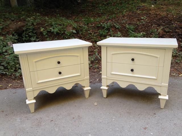 vintage nightstands for sale vintage neo classical nightstands for in san jose 6851