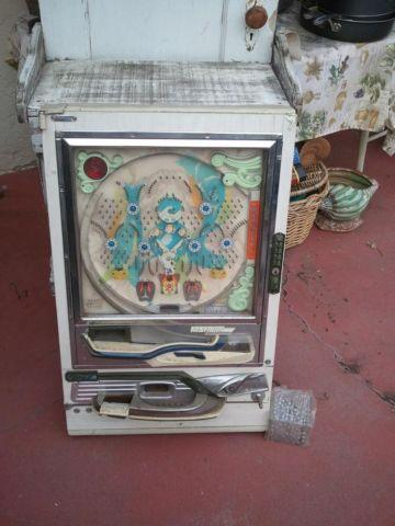 Vintage Nishijin Pachinko Machine - Make Offer