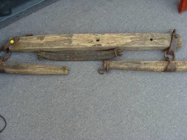 Vintage oxen yoke for sale in dardenne missouri for Furniture 63366