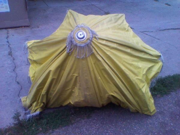 Vintage Patio Umbrella N Denver For Sale In