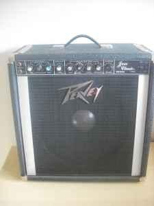 Vintage Peavey classic jazz 400 series - $300 (Lincoln)