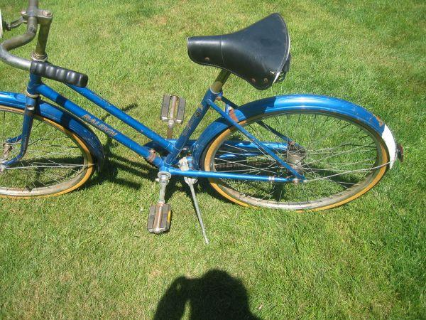 Vintage Raleigh Space Rider Bicycle - $125 (Boston, NY)