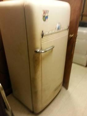 Vintage Refrigerator Kitchen Appliances For Sale In The USA