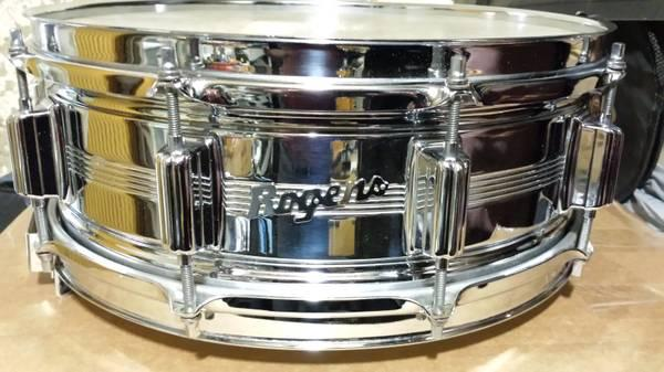 vintage rogers dynasonic snare drum for sale in muhlenberg new jersey classified. Black Bedroom Furniture Sets. Home Design Ideas