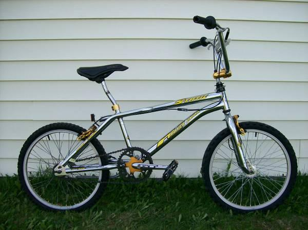 Vintage Royce Union Bmx For Sale In Angelica Wisconsin