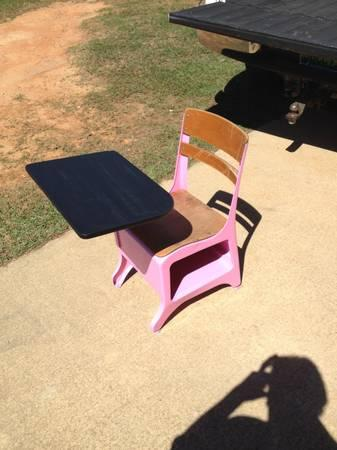 Vintage School Desks - $75