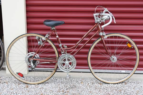 VINTAGE SCHWINN CONTINENTAL BICYCLE BIKE SEVERSON NICE ORIGINAL - $60