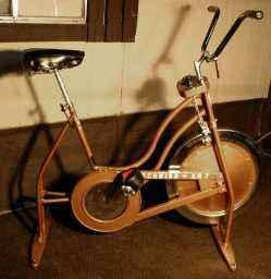 VINTAGE SCHWINN EXERCISE BIKE  BICYCLE - $60 SPANISH FORT, AL