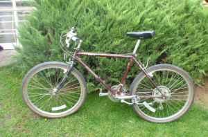 Vintage Schwinn Sierra 18 - $50 South Hill