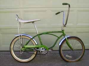 Vintage Schwinn Stingray Deluxe Omaha