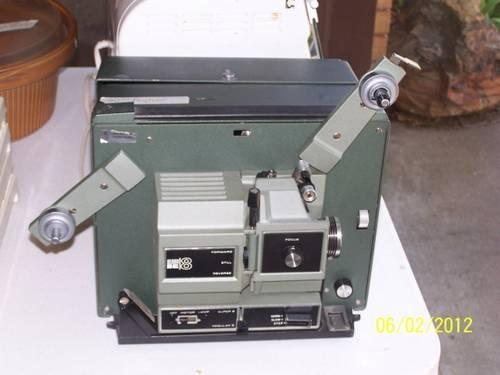 Vintage Sears Du All 8 Projector For Sale In Chouteau