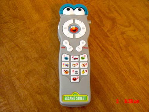 Vintage Sesame street talking learning TelephoneVGC