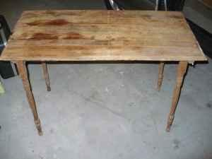 Vintage Sewing Table Portable Nw Bakersfield For Sale