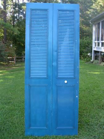 Vintage Shutters and Shutter Doors