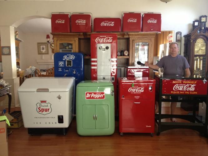 soda machine near me