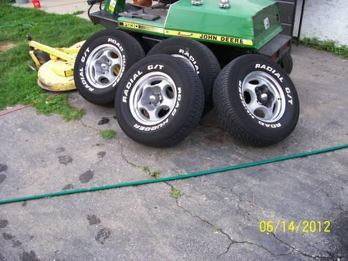 Vintage spyder motor wheel rims tires nice wheels 15 for American classic wheels for sale