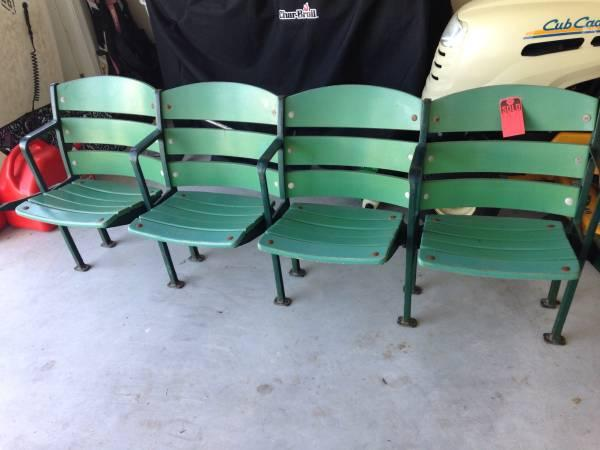 Vintage Stadium Seats For Sale In Lincoln Delaware