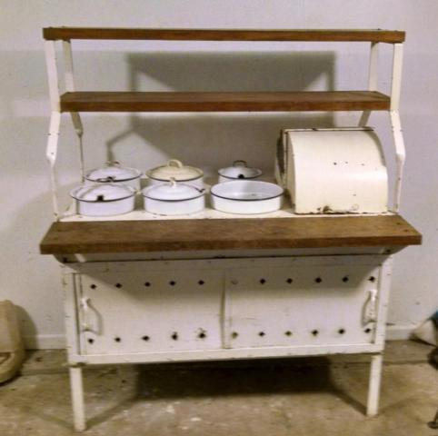 vintage steam table buffet obo for sale in columbia missouri classified. Black Bedroom Furniture Sets. Home Design Ideas