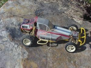 Vintage Team Associated RC 10 buggy - $200 Morgan Co.