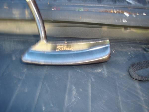 VINTAGE TITLEIST SCOTTY CAMERON STUDIO DESIGN 1 PUTTER - $135