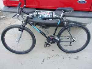 Bikes Yakima Washington Vintage Trek Mountain Bike