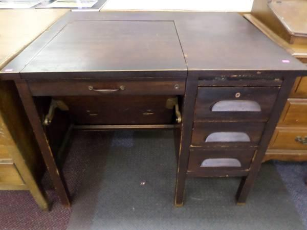 antique typewriter desk Classifieds - Buy & Sell antique typewriter desk  across the USA - AmericanListed - Antique Typewriter Desk Classifieds - Buy & Sell Antique Typewriter