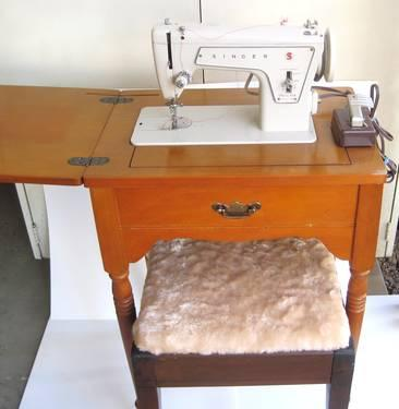 singer sewing machine tables for sale