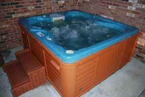 Vita Hot Tub 80 Quot X 72 Quot 4 Person One Owner Like New Tipp