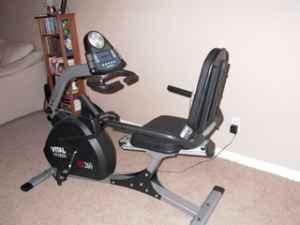 Vital Fitness RB260 Recumbant Exercise Bike - $125