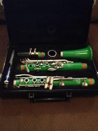vito reso tone 3 dazzler clarinet for sale in tekonsha michigan classified. Black Bedroom Furniture Sets. Home Design Ideas