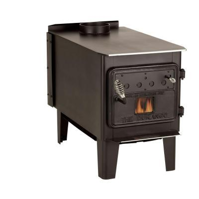 Vogelzang Durango 1500 sq. ft. Wood-Burning Stove with Blower