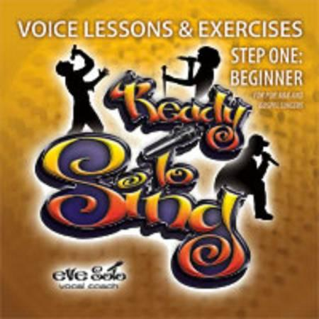 Voice Lessons & Vocal Exercise CD
