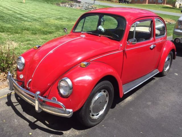 volkswagen beetle classic 2 door for sale in roanoke virginia classified. Black Bedroom Furniture Sets. Home Design Ideas
