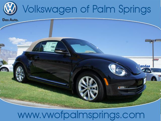volkswagen beetle tdi dr convertible    sale  cathedral city california classified